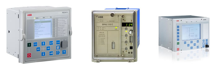 Pars garno abb relays for Abb motor protection relay catalogue